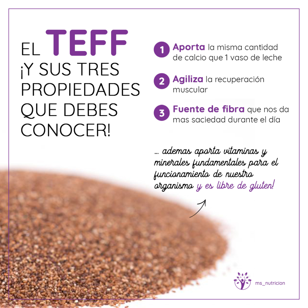 Beneficios TEFF